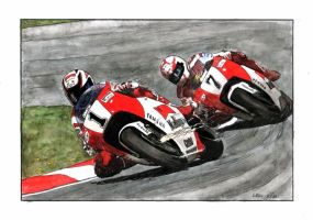 Wayne Rainey by Leotrek