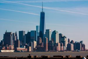 Lower Manhattan by A1k3misT
