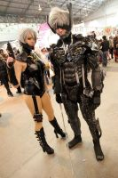 Sweet Raiden and Raiden by LexiStrife