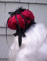 Majestic Gothic Lolita Crown by GothicDorothy