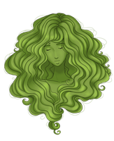 Forest Sprite by opal-tea