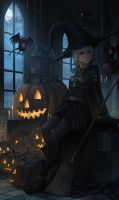 Halloween 2015 by yagaminoue