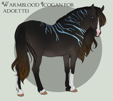 Icogan Warmblood Import for adoettei by SweetLittleVampire