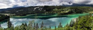 Emerald Lake by PariahLycan