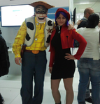 Lucca Comix 2012... Woody Hentai by InalatorediTernite
