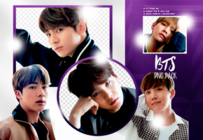 PNG PACK: BTS #8 by Yumi-chan19