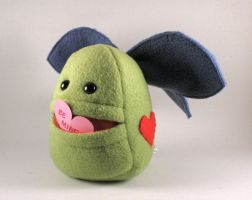 Larry the Love Bug Plushie by Saint-Angel