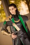 Loki Cosplay II by Abessinier