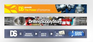 banners drillingsupplystore by sounddecor