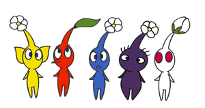 Pikmin Vector by pikmin789