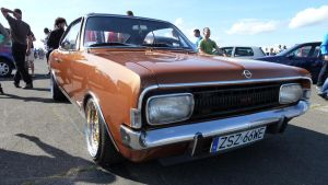 Opel Commodore A Coupe - Front by Arek-OGF