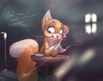 What Does It Mean When He Disappears? by xepxyu
