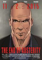THE END OF AUSTERITY by Estebanned