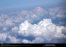 Above the Clouds Stock 13 by Melyssah6-Stock