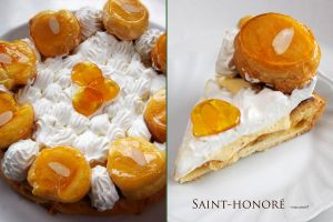 Saint-honore by macaron9