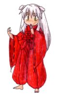 Inuyasha Child by Mysticalpchan