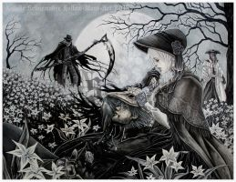 Bloodborne - Let go FINISHED by Hollow-Moon-Art
