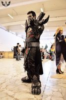 My Deathwing cosplay from World of Warcraft. by DarioxCosplay
