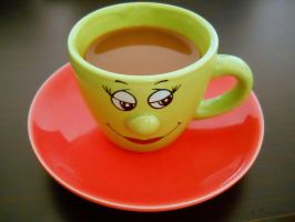 my cup of coffee by florina23