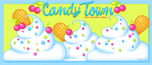 Candy Town MB by VintagedL0ve