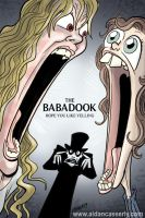 The Babadook by DadaHyena