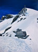 Mont Fort, Verbier, Suisse by S-NOBLE