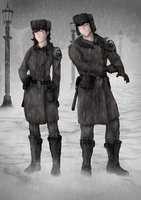 Union Conscripts by JaliosWilinghart