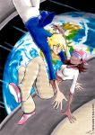 Eureka Seven - Moondoggie by firedaemon