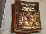 My Army Books and Sourcebooks. by The-Celestial-Dragon