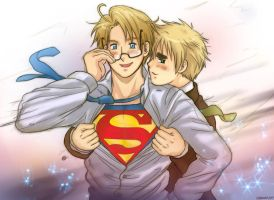 USUK - I'm Super by TechnoRanma