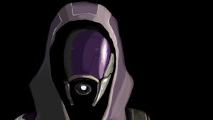 Tali Digital Painting by MikeyYaden