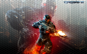 Crysis 2 Wallpaper by Alakdilion