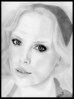 Charlize Theron by TheNightGallery