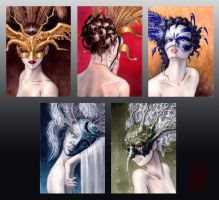 Masquerade Series II Collected by Tommi-75