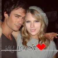 My Love's Ian and taylor swift by Itzeditions