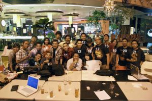 indonesian devmeet by bleedingbride