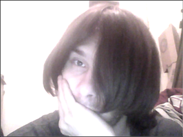 hair is even longer x) by Joineth