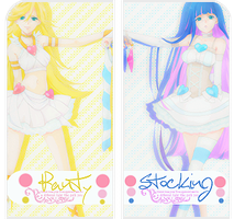 Panty y Stocking by BeTuKaChaN