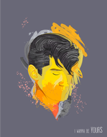 Alex Turner - Arctic Monkeys by trine110