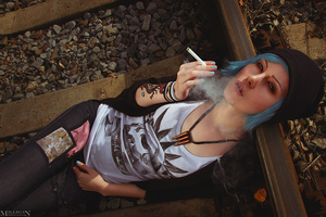 Life Is Strange - Chloe by MilliganVick