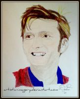 David Tennant by Artistic-Imagery