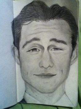 Joseph Gordon-Levitt by Nicollettey