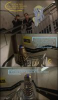 Dr. Who Dalek Comic - 1 by Simon-Conduit