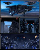 Halo test page by ubald007
