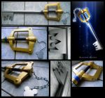 Keyblade by alsquall