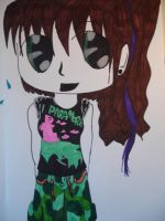 Chibi Me by Blue-Fire-likes-pie