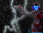Stormy Chase by Alcube51