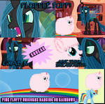 GRAB MY meme, Fluffle Puff by quicksilver20