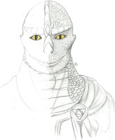 reptilian by CandiceShadow