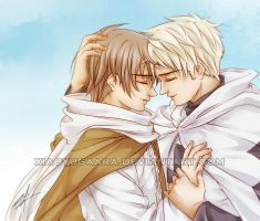 APH: Heaven by your side by xiaoyugaara